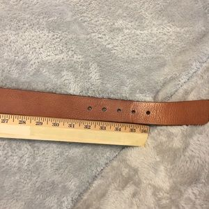 Michael Kors Accessories - Michael Kors Leather Belt